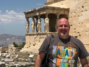 David at Acropolis